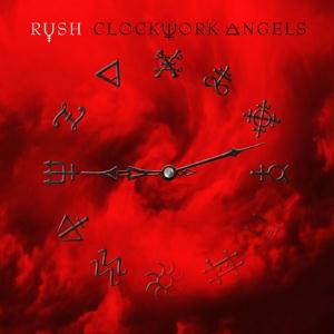 RUSH - Clockwork Angels CD album cover