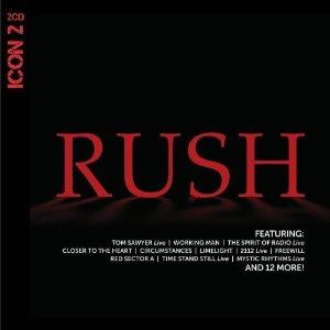 Rush - Icon 2 CD (album) cover