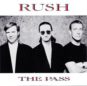 Rush - The Pass CD (album) cover