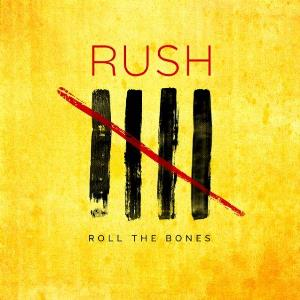 Rush - Roll The Bones CD (album) cover