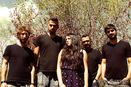 ARID GARDEN image groupe band picture