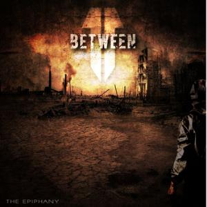 Between 11 - The Epiphany CD (album) cover