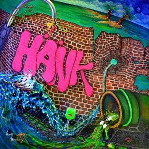 Salaiva - Hänk CD (album) cover