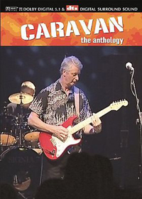 CARAVAN - The Anthology/The Ultimate Anthology CD (album) cover