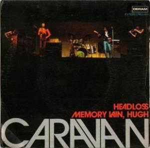 Caravan - Headloss CD (album) cover