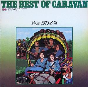 Caravan - The Best Of Caravan: From 1970-1974 CD (album) cover
