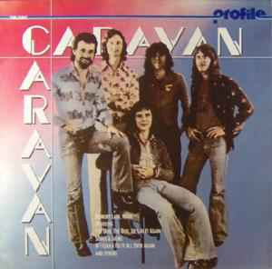 Caravan - Caravan (compilation) CD (album) cover