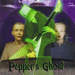 Buckethead - Pepper's Ghost CD (album) cover