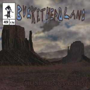 Buckethead - Monument Valley CD (album) cover