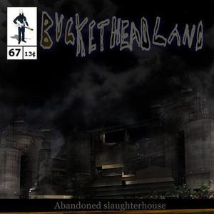Buckethead - Abandoned Slaughterhouse CD (album) cover