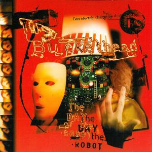 Buckethead - The Day Of The Robot CD (album) cover