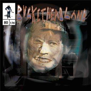 Buckethead - Cutout Animatronic CD (album) cover
