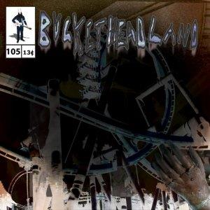 Buckethead - The Moltrail CD (album) cover