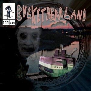 Buckethead - Night Of The Snowmole CD (album) cover