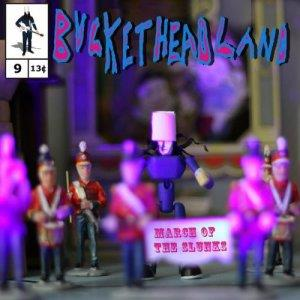 Buckethead - March Of The Slunks CD (album) cover