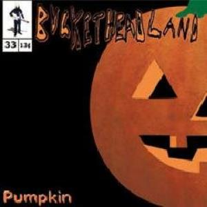 Buckethead - Pumpkin CD (album) cover