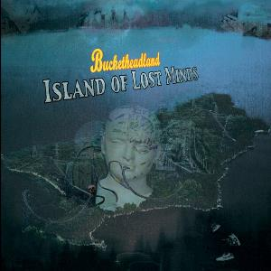 Buckethead - Island Of Lost Minds CD (album) cover
