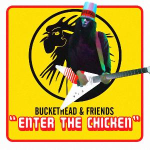 Buckethead - Enter The Chicken CD (album) cover