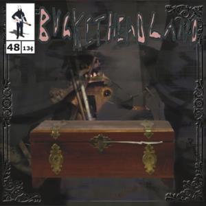 Buckethead - Hide In The Pickling Jar CD (album) cover