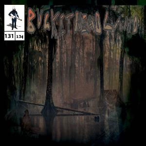 Buckethead - Down The Bayou Part One CD (album) cover