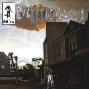 Buckethead - Leave The Light On CD (album) cover