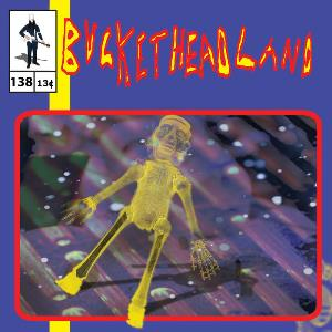 Buckethead - Giant Claw CD (album) cover
