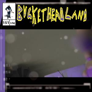 Buckethead - Fog Gardens CD (album) cover
