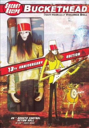 Buckethead - Secret Recipe DVD (album) cover
