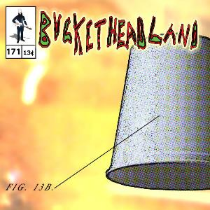 Buckethead - A Ghost Took My Homework CD (album) cover