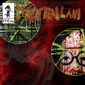 Buckethead - 30 Days Til Halloween: Swollen Glasses CD (album) cover