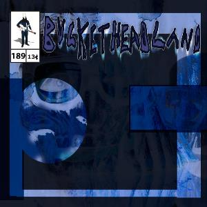 Buckethead - 18 Days Til Halloween: Blue Squared CD (album) cover
