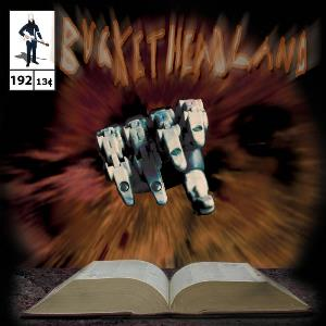 Buckethead - 15 Days Til Halloween: Grotesques CD (album) cover