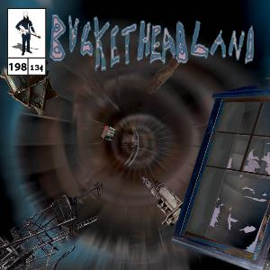 Buckethead - 9 Days Til Halloween: Eye On Spiral CD (album) cover