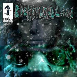 Buckethead - 8 Days Til Halloween: Flare Up CD (album) cover