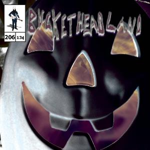 Buckethead - Happy Halloween: Silver Shamrock CD (album) cover