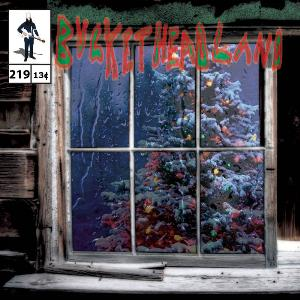 Buckethead - Rain Drops On Christmas CD (album) cover