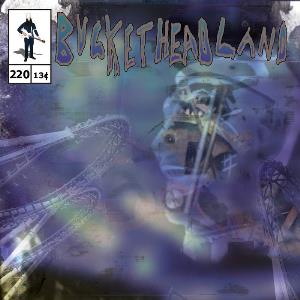 Buckethead - Mirror Realms CD (album) cover