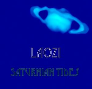 Laozi - Saturnian Tides CD (album) cover