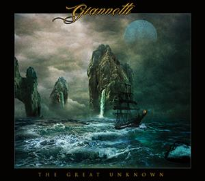 GIANNOTTI - The Great Unknown CD album cover