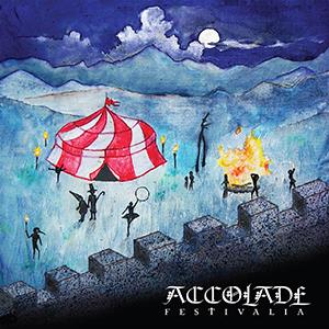 Accolade - Festivalia CD (album) cover
