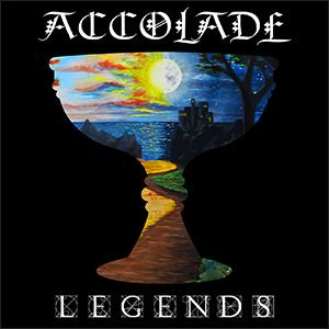 Accolade - Legends CD (album) cover