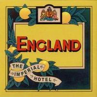 England - The Imperial Hotel CD (album) cover