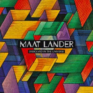 Maat Lander - Dissolved In The Universe CD (album) cover