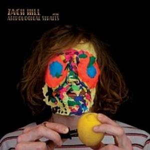Zach Hill - Astrological Straites CD (album) cover