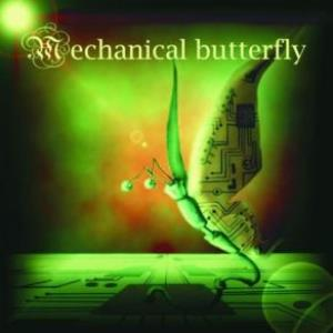 Mechanical Butterfly - Mechanical Butterfly (2006) CD (album) cover