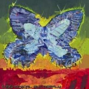 Mechanical Butterfly - Mechanical Butterfly (2008) CD (album) cover