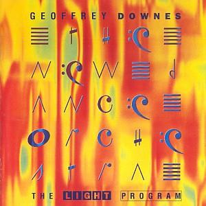GEOFFREY DOWNES - The Light Program (the New Dance Orchestra) CD album cover