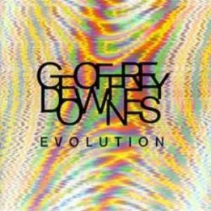 Geoffrey Downes - Evolution CD (album) cover