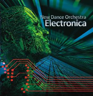Geoffrey Downes - Electronica (the New Dance Orchestra) CD (album) cover