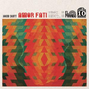 Jakob SkØtt - Amor Fati CD (album) cover